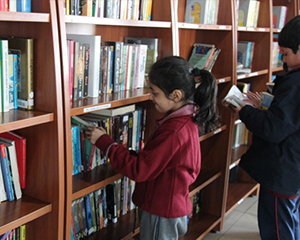 Library - Genesis Global School