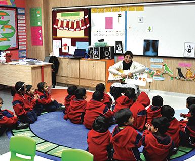 Classroom Image - Genesis Global School
