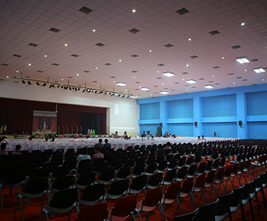 Multipurpose Hall - Genesis Global School