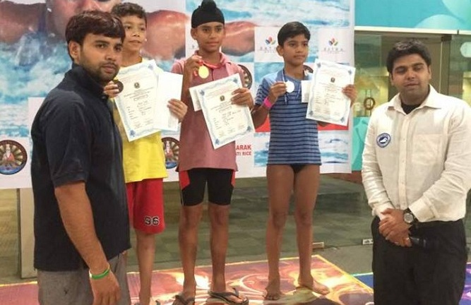 Inter-State Swimming Competition :image