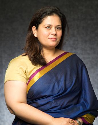 Anusha Chandok Introduction - Genesis Global School