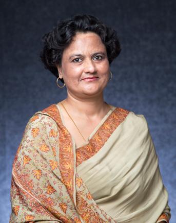 Anuradha Bishnoi Introduction- Genesis Global School