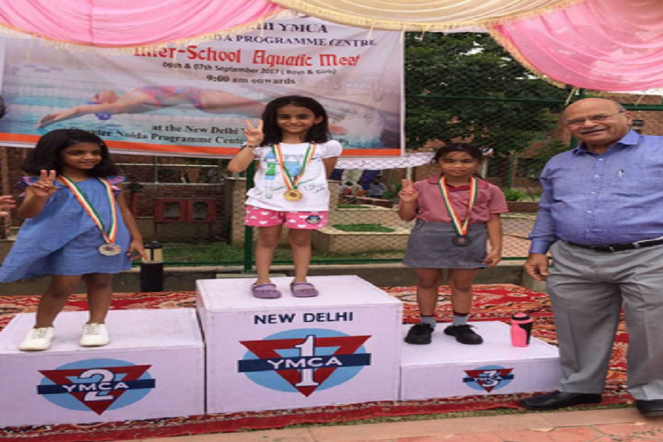 GGS – Inter School Swimming Competition :image