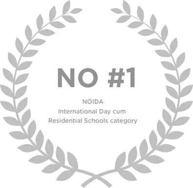 Ranked No 1 in Noida International Day cum Residential Schools Category - Genesis Global School