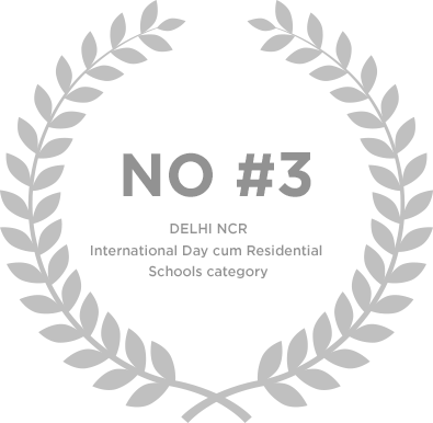 Ranked No 3 in Delhi NCR International Day cum Residential Schools Category - Genesis Global School