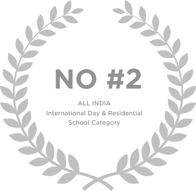 Ranked No.2 in All India International Day Cum Residential School Category - Genesis Global School