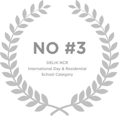 Ranked no. 3 in Delhi NCR International Day & Residential School Category - Genesis Global School
