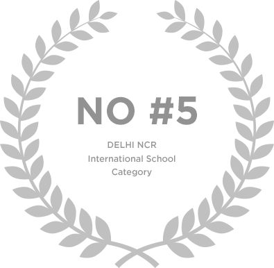 Ranked No 5 in Delhi NCR International School Category - Genesis Global School