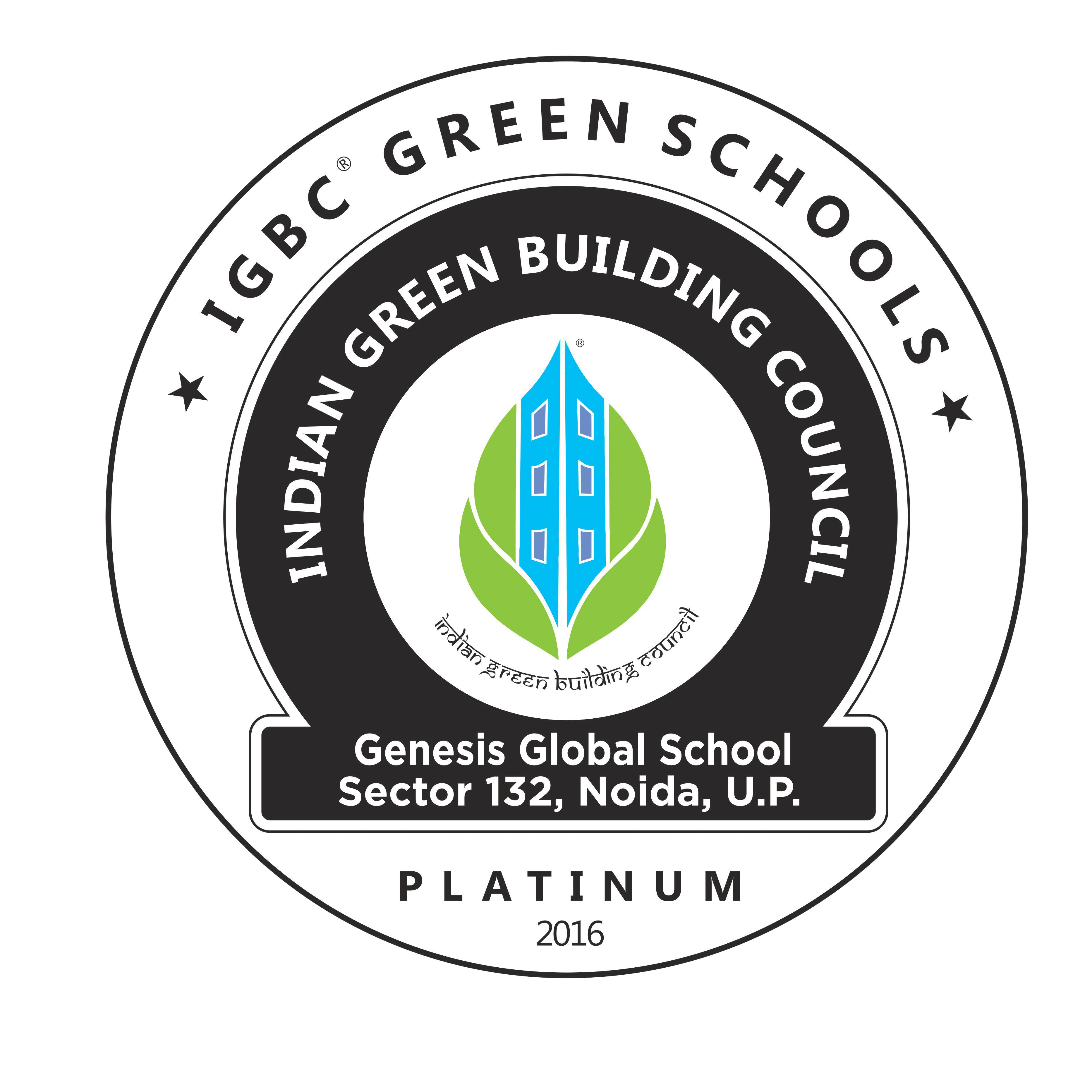 Platinum shield - Genesis Global School