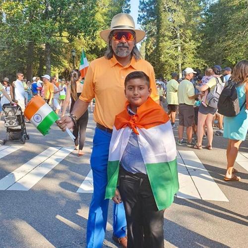 Congratulating! Genesian Arshvant Srivastava