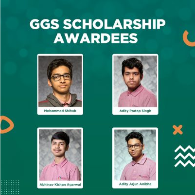 The GGS Scholarship Award
