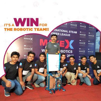 The Most Innovative Robot Design Award