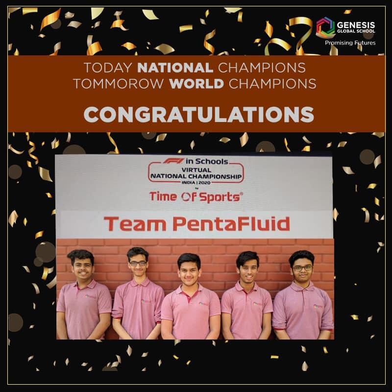 Team Pentafluid